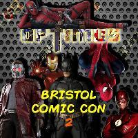 OPTIMUS - Bristol comic con 2