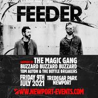 Feeder - Tredegar Park, Newport