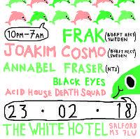 Lost Control 5th Birthday - Part 1 w/ Frak + Joakim Cosmos