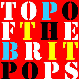 Top of the Brit pops live