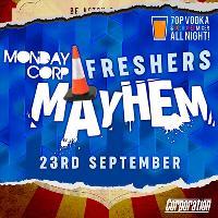 FRESHERS - MondayCorp