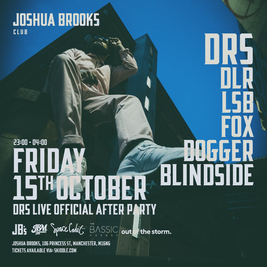Joshua Brooks DRS Live After Party
