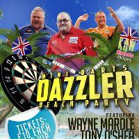 Mini Darts Dazzler Beach Party