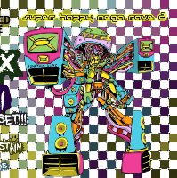 Super Mega Happy Rave II
