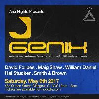 Aria Nights presents Genix