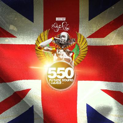 Rong Pres. FSOE 550 UK 'A World Beyond'