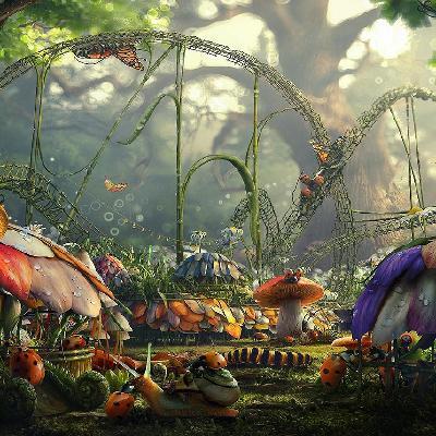 Lost in Wonderland NYE 2018