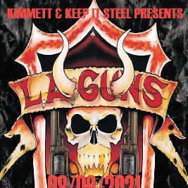LA Guns (starring Phil Lewis & Tracii Guns)