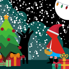 Venue: The Great Present Hunt | Dudley Canal And Tunnel Trust Dudley  | Sun 6th December 2020