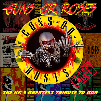 Guns Or Roses LIVE - Furys Nightclub