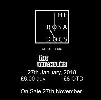 The Rosadocs + Support from The Outcharms