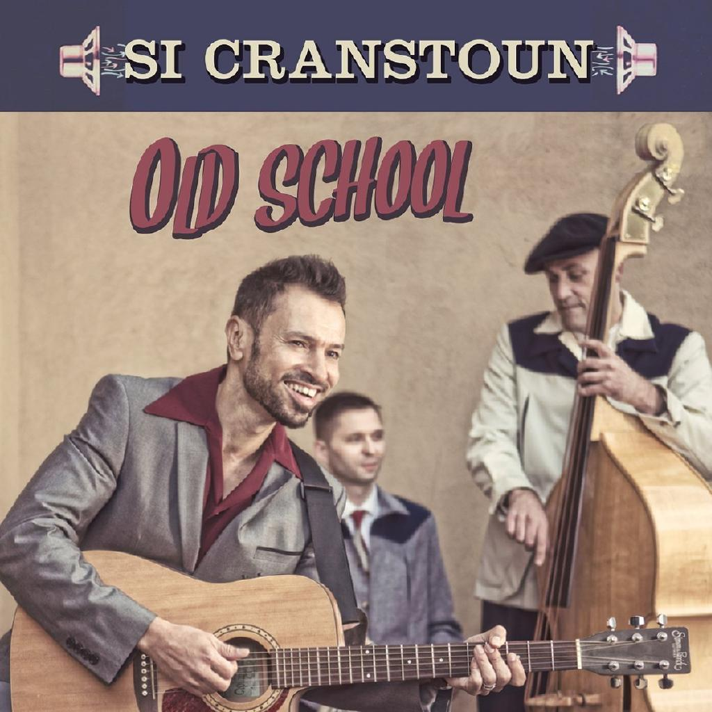 Si Cranstoun & his band
