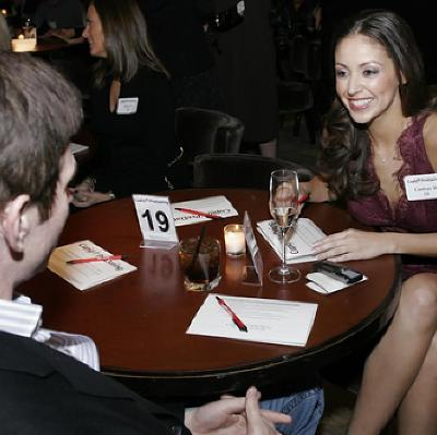Speed dating under 21