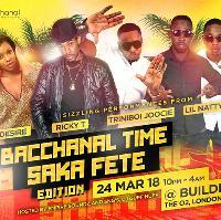 Bacchanal Time - Saka Fete Edition
