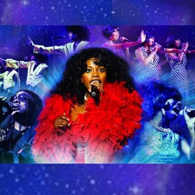 Magic of Motown Christmas Party