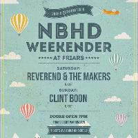 NBHD afterparty with Clint Boon DJ Set