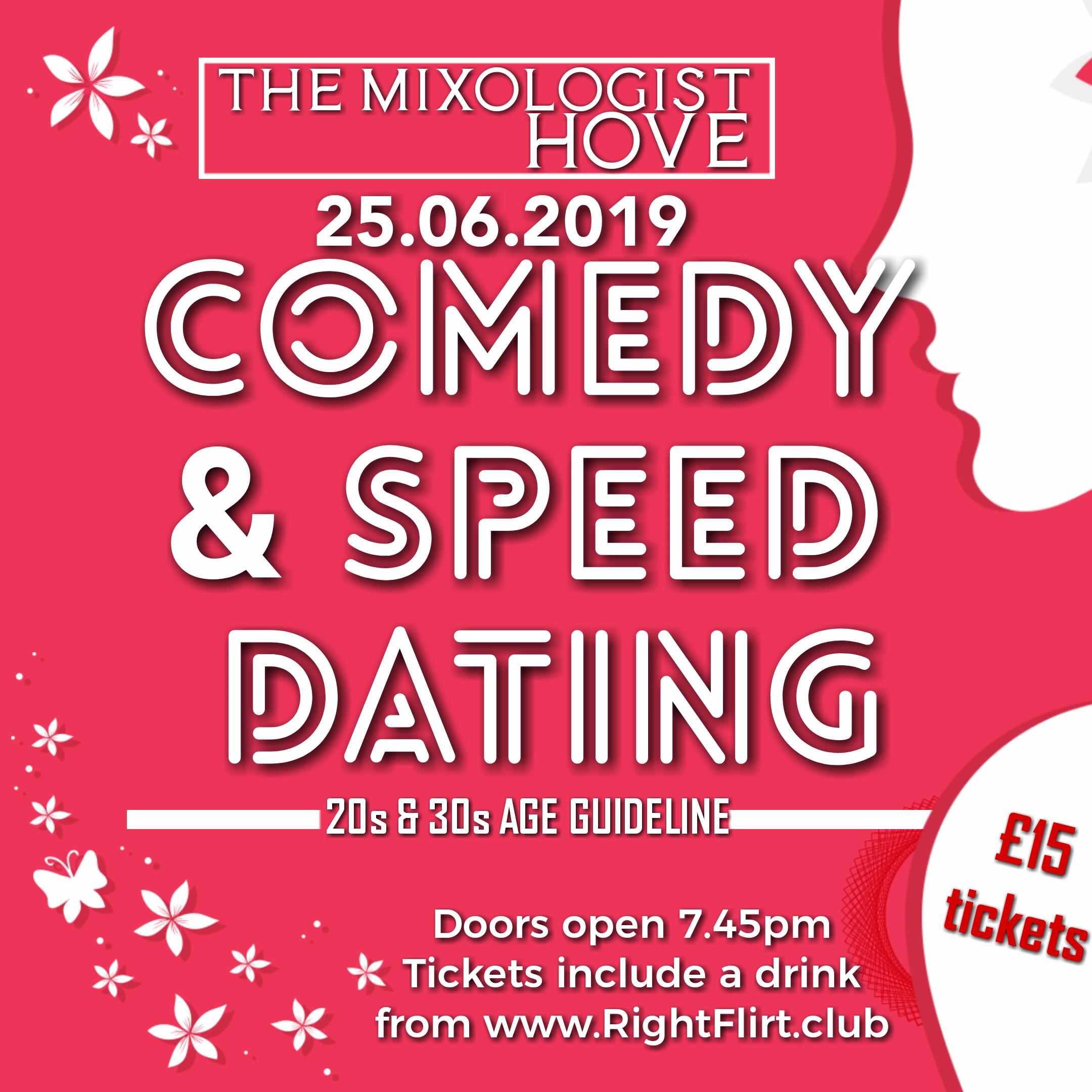 speed dating komedie