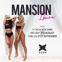 Mansion Mondays Ibiza Opening Party