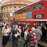 Swinging 60s Bus & Albert Hall Tour