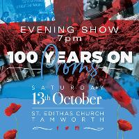 EVENING SHOW 7pm - Secret Symphony pres. The 100 Years On Proms
