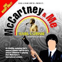 McCartney & Me.  Karl Lornie (A Musical Journey)