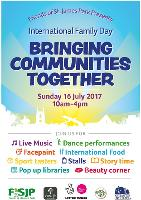 International Family Day - Bringing Communities Together