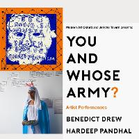 Modern Art Oxford & Jericho Tavern presents: You and Whose Army?