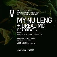 Nightvision presents Electrikal x Xplicit - My Nu Leng +more