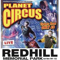 Planet Circus - The Wow Factor - Coming to Redhill - Just £7.99!