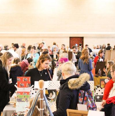 Etsy Made Local Bristol 2019 - Christmas Market