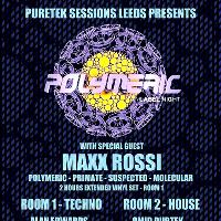 Puretek sessions presents polymeric records lable night
