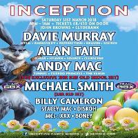 Inception Presents Old Skool & GBX