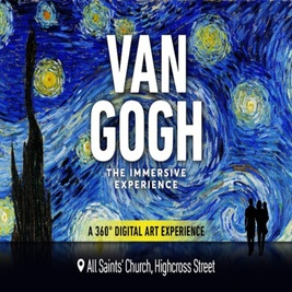 Van Gogh: The Immersive Experience (leicester)