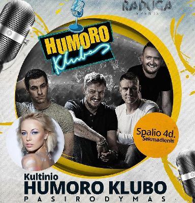HUMORO KLUBAS'' ir MIA koncertas at STUDIO 338
