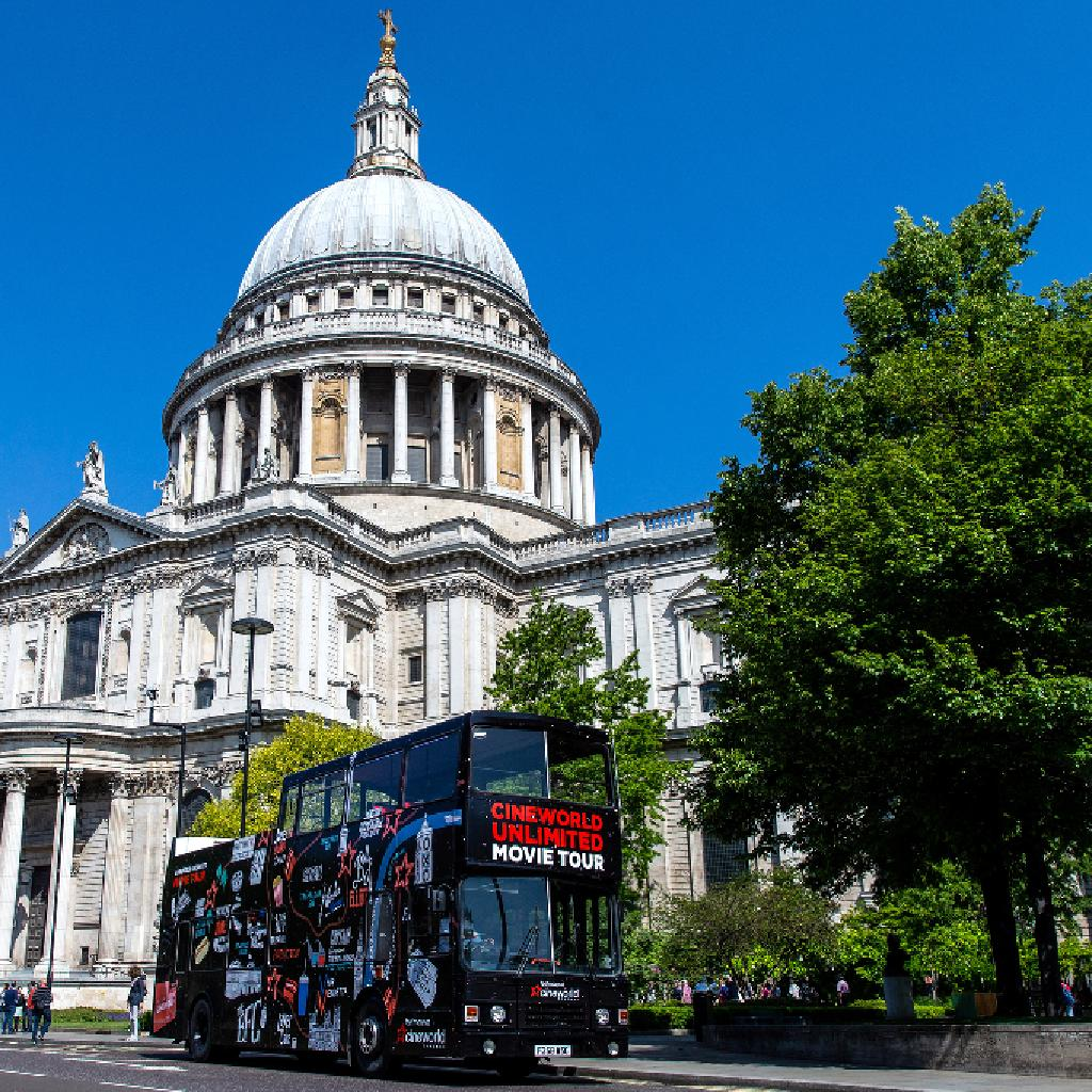 London Movie Locations Bus Tour