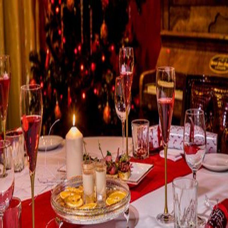 Christmas Dinner Restaurants Near Me 2019.Christmas Day Lunch Karma Sanctum Soho London London Wed