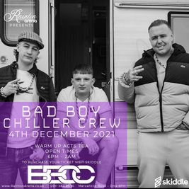 Bad Boy Chiller Crew late show