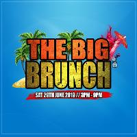 The Big Brunch // Caribbean 3 Course Meal // 3pm - 9pm