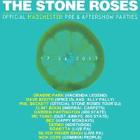 Official Stone Roses Pre & Aftershow Party LONDON