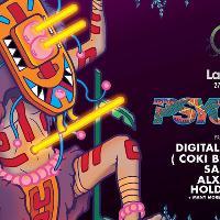 Psyched // Digital Mystikz (Coki b2b Mala)