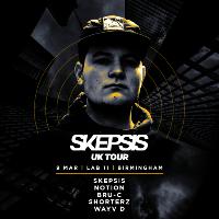 SKEPSIS UK TOUR (BIRMINGHAM)