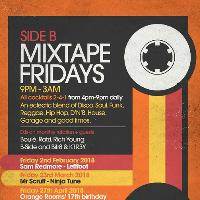 Mixtape Fridays w/ Sam Redmore