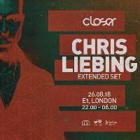 Closer: Chris Liebing