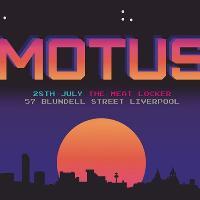 Motus presents: Residents & friends