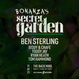 Bonanza's Secret Garden   Ben Sterling