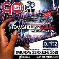 Team Shellinz Go Live