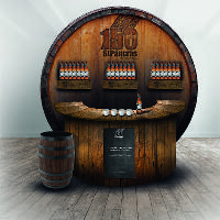 Roll out the barrel…St Pancras International launches an October