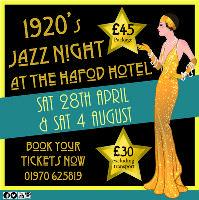 1920's Jazz Night