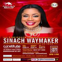 Sinach Waymaker Concert