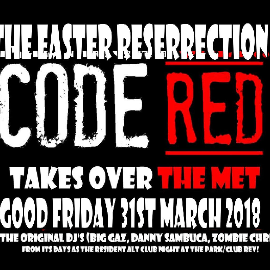 Code Red - The Easter Takeover